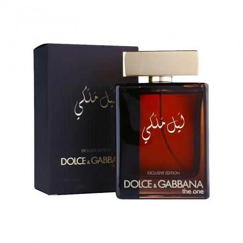 """בושם לגבר 150 מ""""ל Dolce & Gabbana The One Royal Night או דה פרפיום E.D.P"""