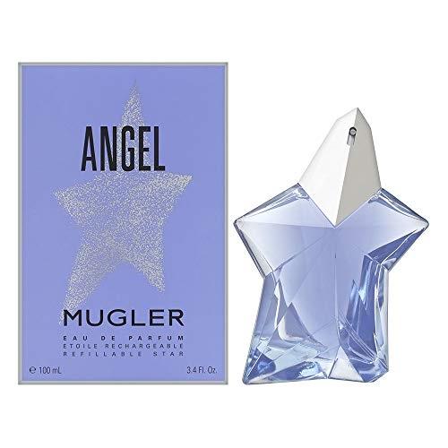 """בושם לאישה 100 מ""""ל Thierry Mugler Angel Star בקבוק ניתן למילוי – או דה פרפיום E.D.P"""